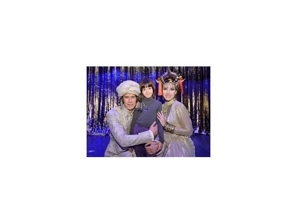 Театр музкомедии подарил «Аладдина» подопечным «АдВиты»