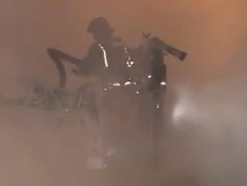 Скриншот видеосюжета НТВ с youtube