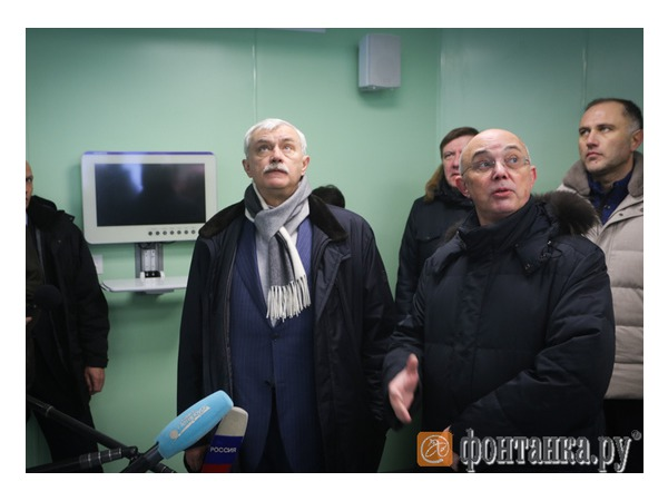 Запуск инфекционной больницы в Полюстрово откладывается на осень 2015 года