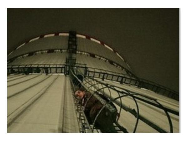 Руферы опубликовали фото с ЛАЭС-2