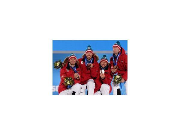 Норвегия держится на первом месте в медальном зачете Олимпиады