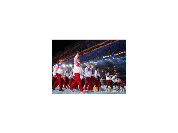 В Сочи началась церемония закрытия Паралимпиады