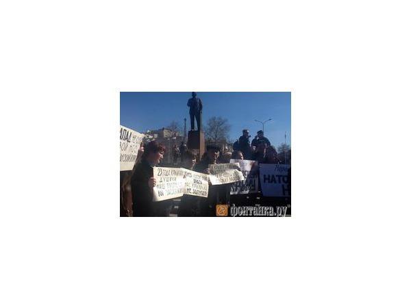 Ситуация в Харькове и Донецке на 3 марта 2014 года: местные жители активно протестуют против новой самопровозглашенной Киевом власти