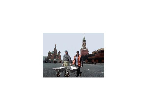 На петербургские стройки потянулись подрядчики из Москвы