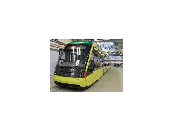 Война задержала петербургские трамваи во Львове