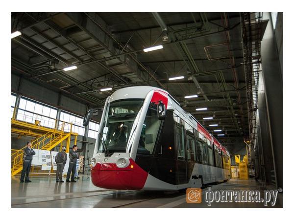 Трамвай до Колпино: минимум 5 млрд и только после кризиса