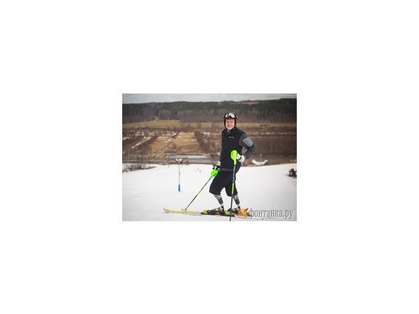 Единственный в России лыжник на протезах готовится к Паралимпиаде