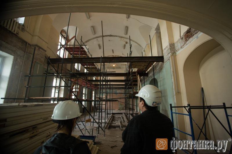 Домовой церкви возвращают забытый вид
