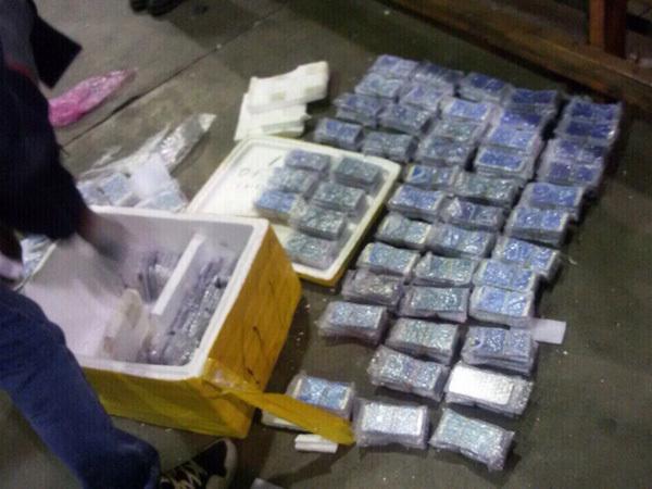 В Пулково ФСБ задержала 50 тысяч китайских смартфонов