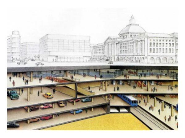 Как Петербургу расти под землю
