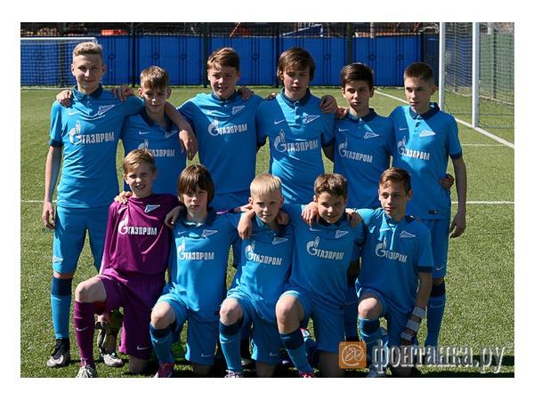 Игроки Академии «Зенита» представят Россию на международном турнире в Берлине