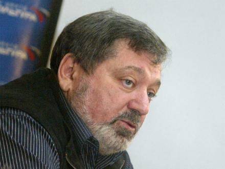 Борис Мездрич: «В Петербурге можно работать креативно»