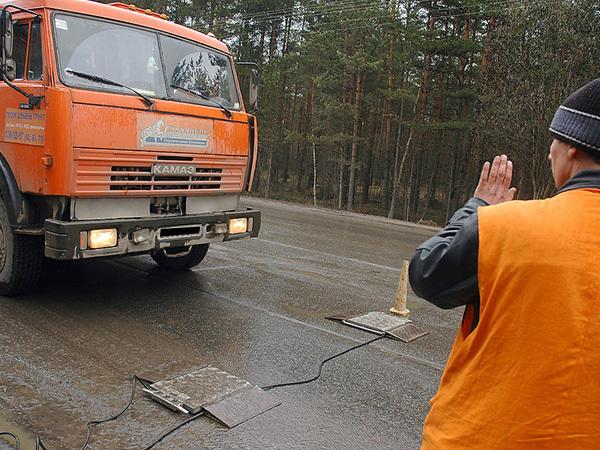 Ударим самосвалом по строительству дорог