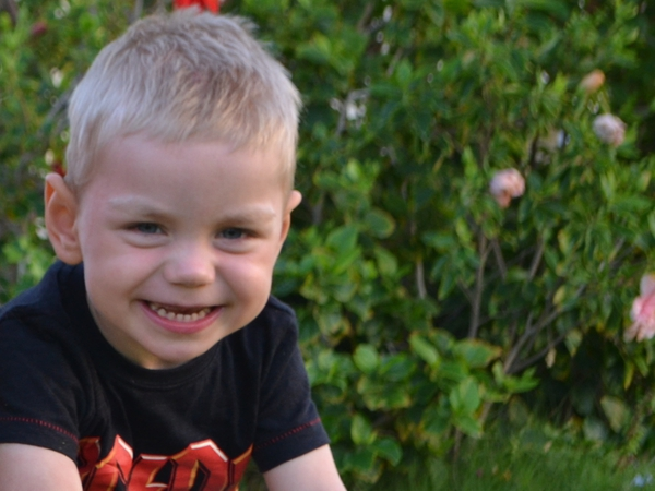 4-летнему Марку нужны деньги на реабилитацию