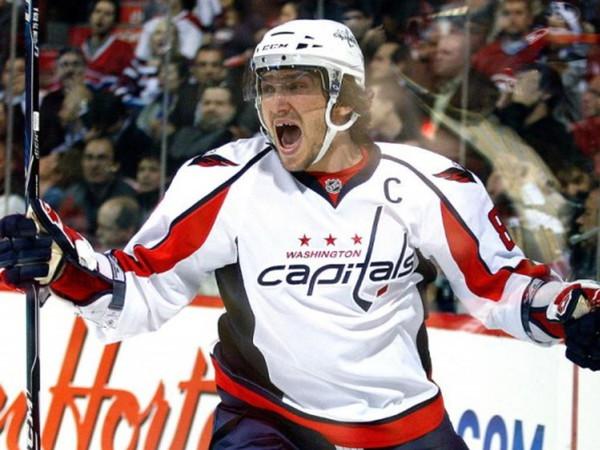 Овечкин забросил 500-ю и 501-ю шайбы в НХЛ