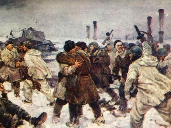 Nota Bene: день прорыва блокады Ленинграда