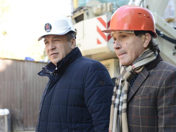 Самые влиятельные люди на строительном рынке Петербурга