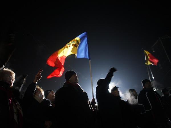Молдавская оппозиция выдвинула властям ультиматум