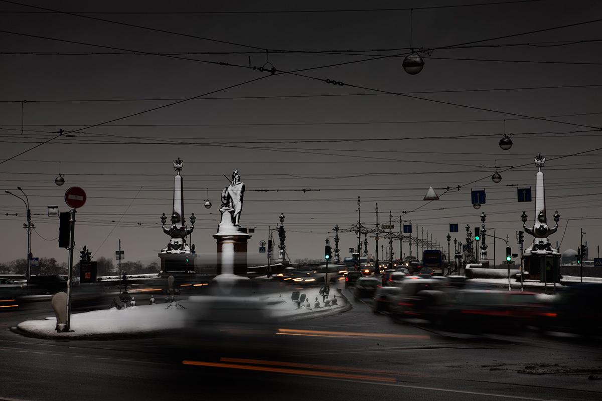«Площадь Суворова». Фотограф Юрий Молодковец