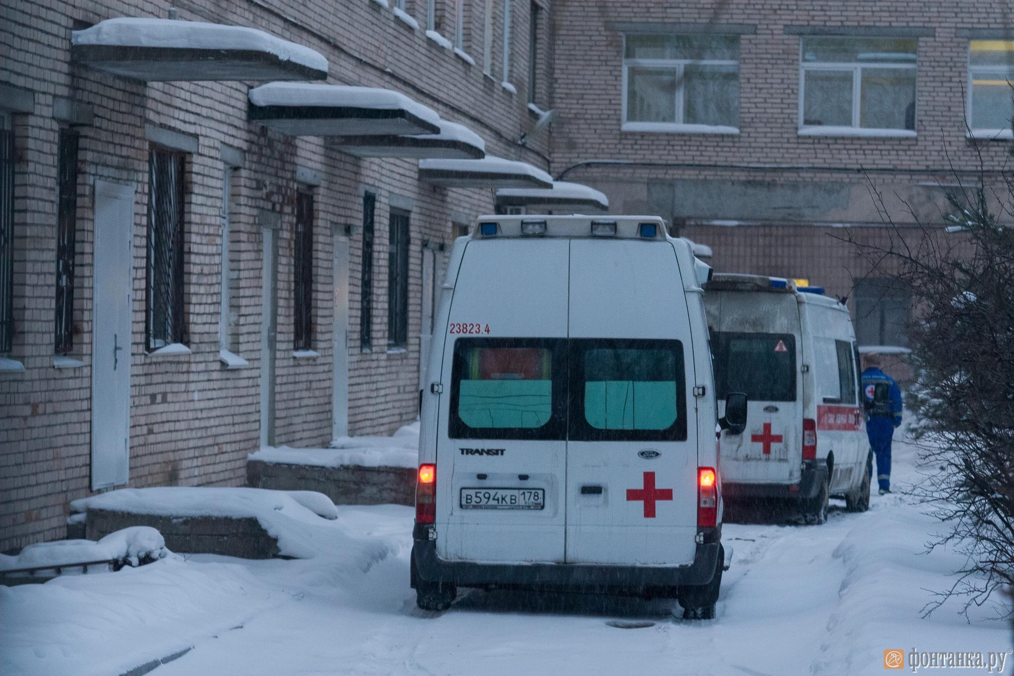Детская Городская больница № 4 Святой Ольги (Выборгский район)