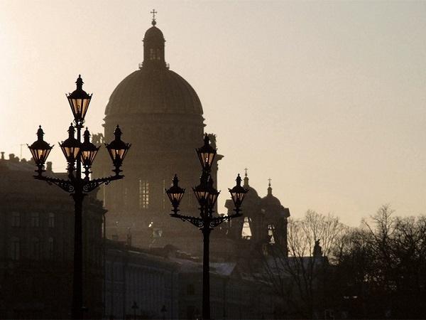 Nota Bene: как в Петербурге появилась первая уличная термолампа