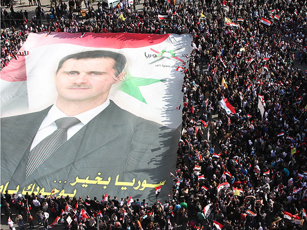 Мир для Сирии: задёргались поздно