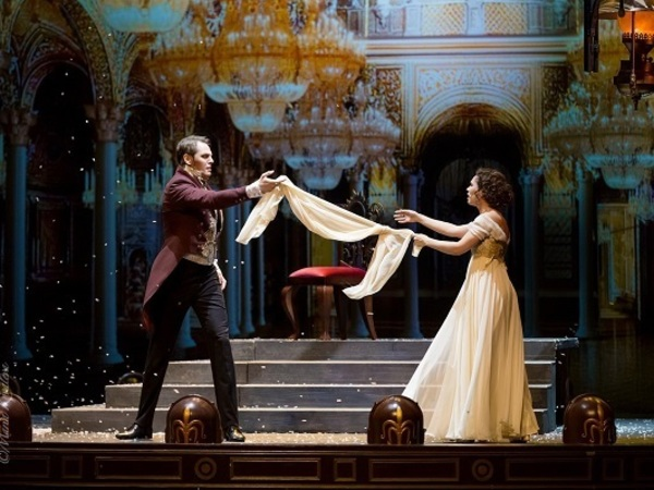 Мюзикл по легендарному произведению Пушкина покажут в Петербурге