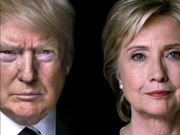Последние дебаты Трампа и Клинтон - и снова о Путине