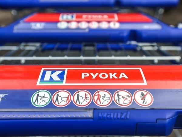 Kesko избавился от продуктовой корзины