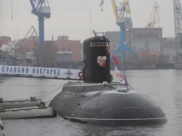 Черноморский флот усилят «Великим Новгородом»