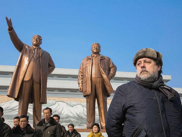 Виталий Манский: Не собираюсь провести остаток жизни в северокорейской тюрьме