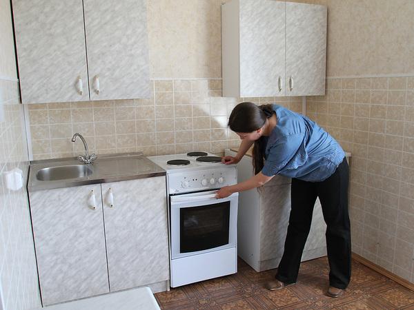 Покупателей квартир заманивают кухней