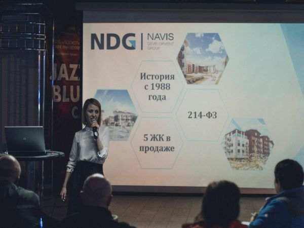 Компания Navis Development Group примет участие в семинаре «Питер Зовет!» в Мурманске