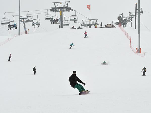 Снежный бизнес пошел в гору