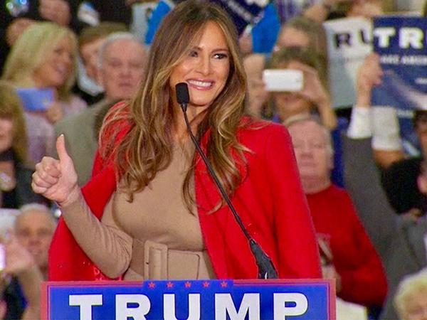 «Мелании Трамп будет тяжело тягаться с Ким Кардашьян»