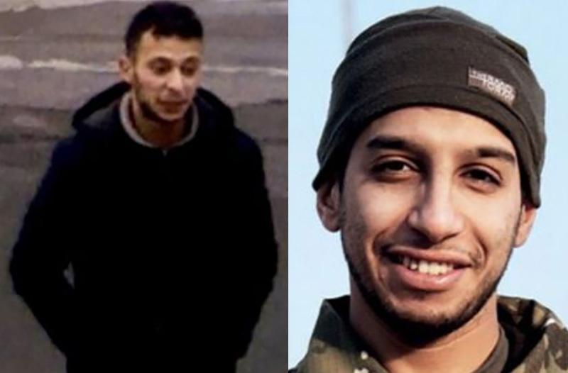 Салах Абдеслам и Абдельхамид Абаауд, главные подозреваемые в организации парижских терактов
