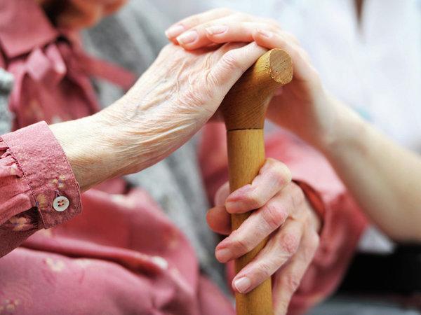 Пожилые петербуржцы благодарят за помощь