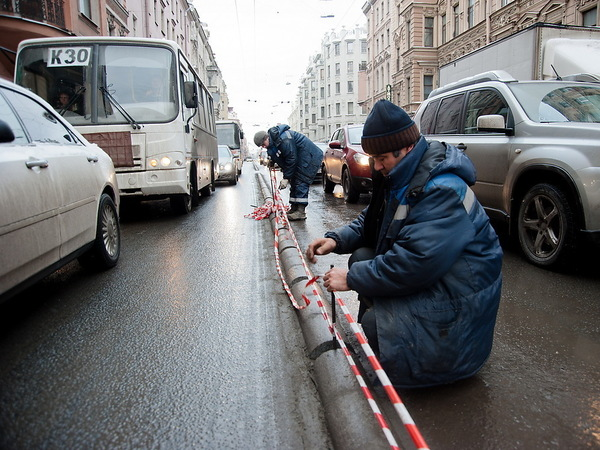 Как Петербург провалил транспортную реформу
