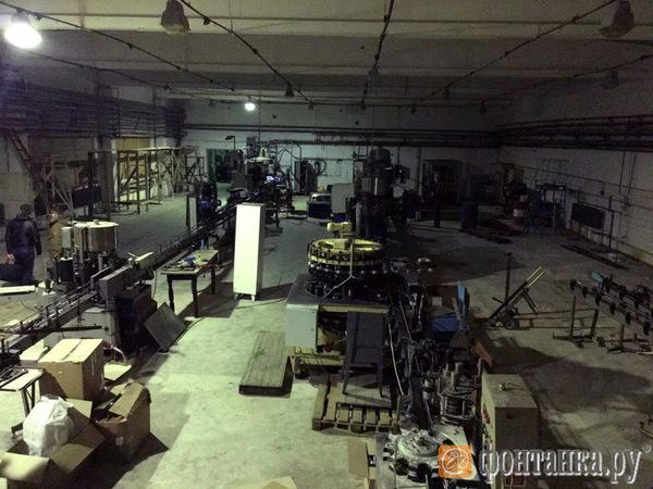 Росалкогольрегулирование ищет «палёное» шампанское на заводе «Дагвино»