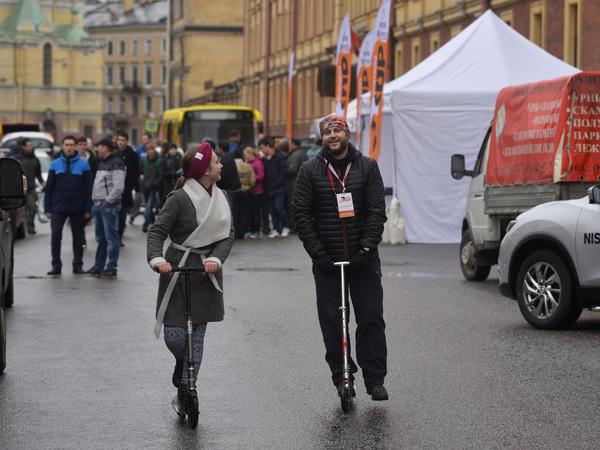 """Фонтанка"" говорит спасибо волонтерам за SUP-фестиваль"