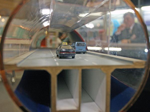 Тоннели города Петербурга