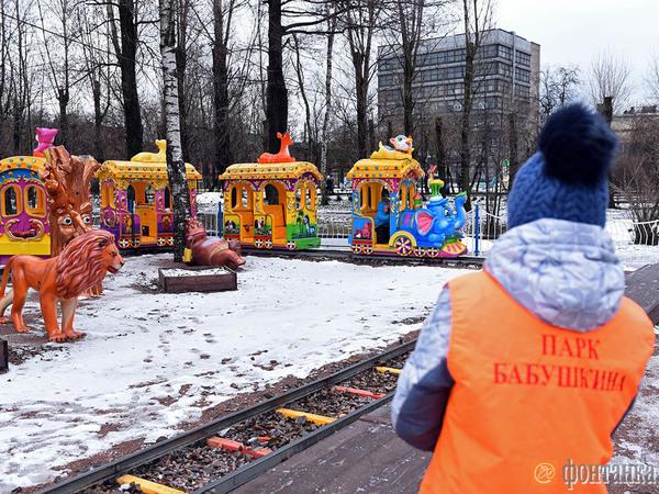Какими будут частные парки в Петербурге