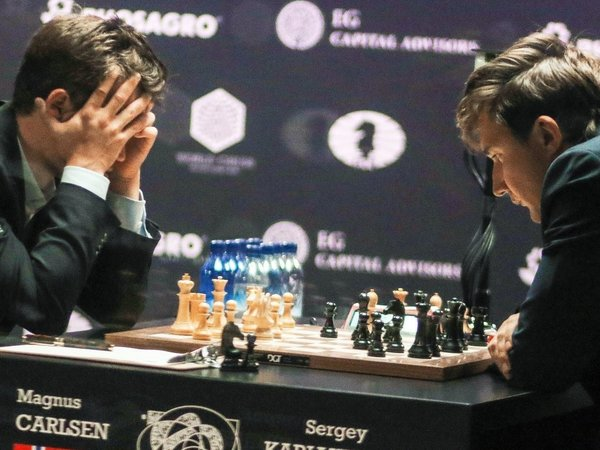 Карлсен - Карякин: есть ли допинг в шахматах