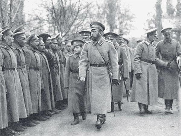 Чего ждали в 1916 году?