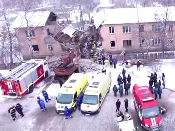 Основной версией взрыва в Иваново стала утечка газа