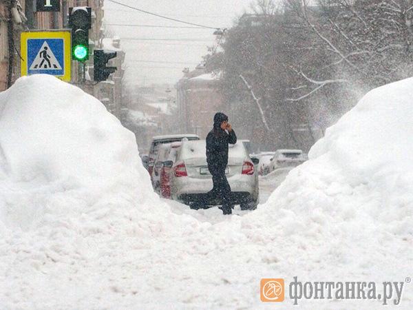 Сколько стоит снег убрать?