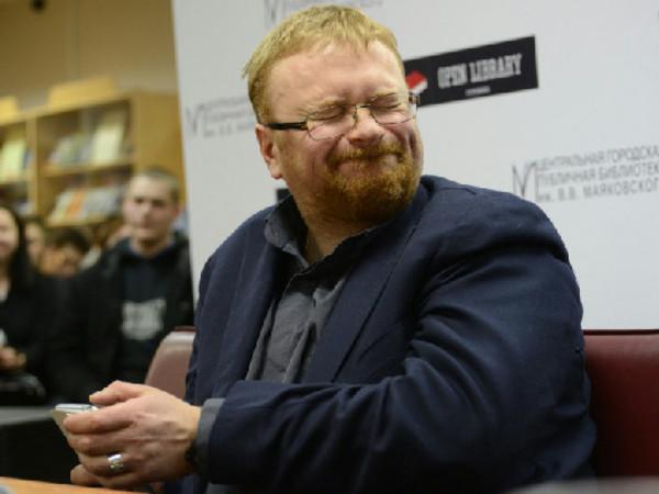 Что дозволено Милонову, не дозволено Семенову