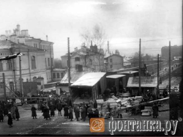 Nota Bene: Как поезд на трамвай наехал или катастрофа 1930 года