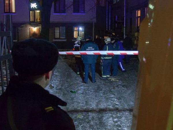 Причиной взрыва в доме на углу Греческого и 9-й Советской стала зажигалка