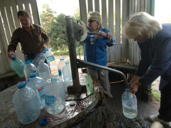 Грозит ли нам дефицит чистой воды?